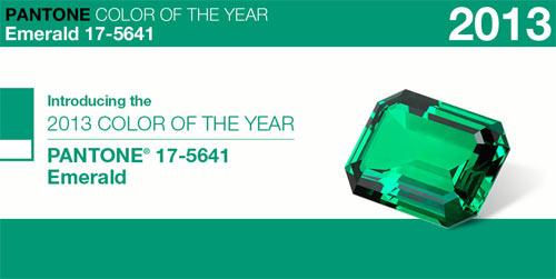 év színe 2013